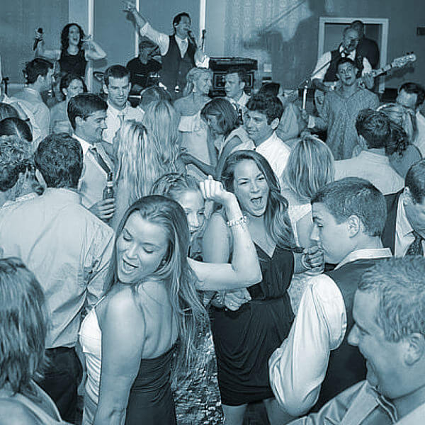Wiley Entertainment wedding reception